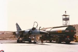 N'Djamena 1987 Mirage F1-C 1