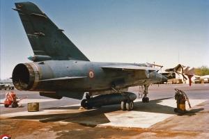 N'Djamena 1987 Mirage F1-C 4