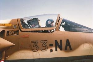 N'Djamena 1987 Mirage F1-CR 5