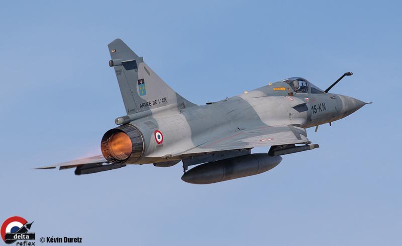En 1992, les appareils retournent dans le Golfe, mais à Dharan pour assurer la protection des populations du sud de l'Irak contre l'aviation Irakienne. Depuis, la Yougoslavie et le Tchad ont été au menu de l'escadron. L'EC 2/2 Cote D'Or passé en 1997 sur Mirage 2000-5F, la mission de conversion opérationnelle sur Mirage 2000 a été attribuée à l'EC 2/5 Ile de France qui assure aussi, depuis la dissolution de l'EC 1/5